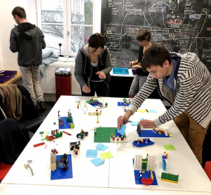 lego serious play team builgin commercial equipe rennes tusgell