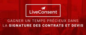 signature electronique devis facture logiciel live consent tugsell